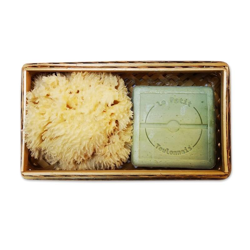 Boîte à Savonnette en Bambou