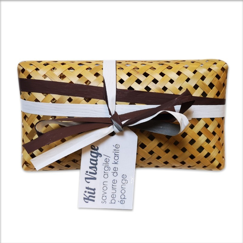 Boîte à 2 Savons en Bambou